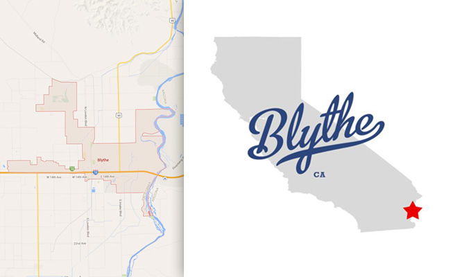 Movers in blythe california